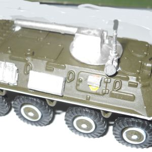 BTR 60 PU 12 command conversion