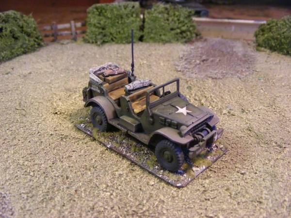 Dodge Command Car 4x4