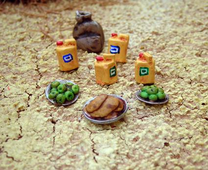 Third world market food & goods pack of 20