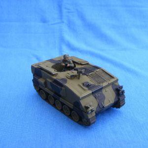 FV432 & mortar