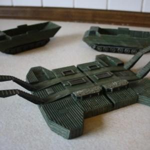 GSP ferry (waterline model)