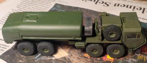 Academy M977 kit & fuel tanker body conversion kit offer
