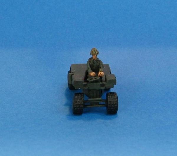 Kraka all terrain vehicle