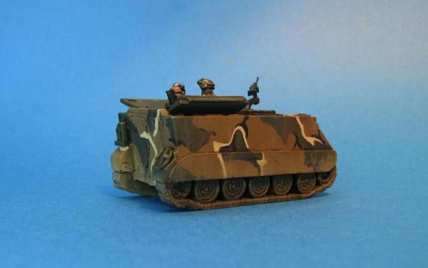 M106 107mm mortar carrier