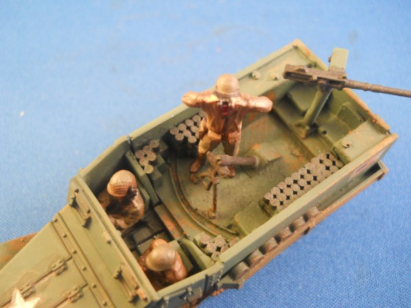 M21 sp 81mm mortar carrier conversion