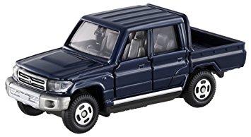 Tomica Toyota Land Cruiser pick up