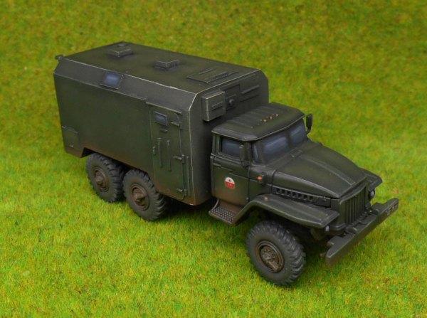 Ural 375 office body