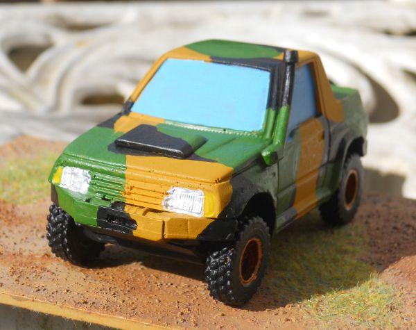 Suzuki Vitara pick up