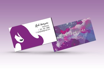 Personal Branding - Business Card