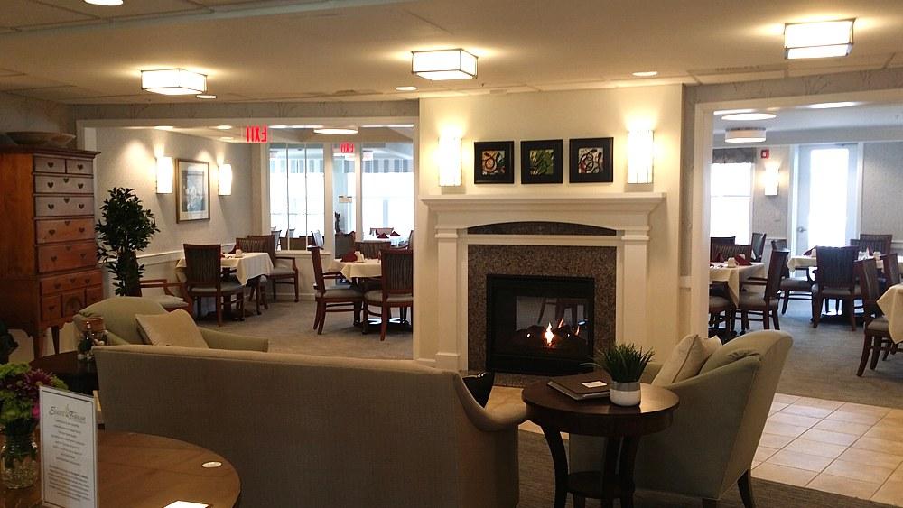 Scott-Farrar Dining and Common Area