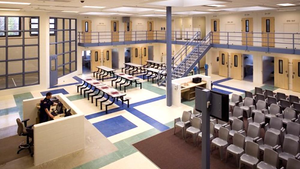 Cheshire County Jail