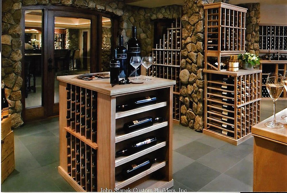 Unique Wine Cellar