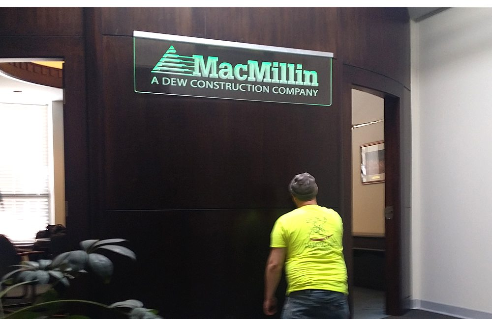 MacMillin's offices