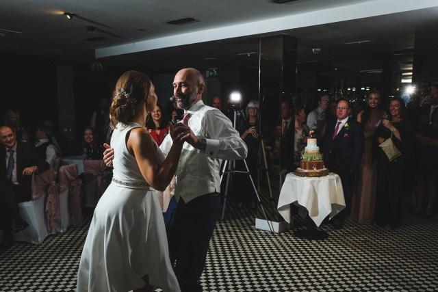 First dance at Holiday Inn Express - Liverpool, Hoylake