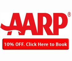 Reno Hotel Discount for AARP members