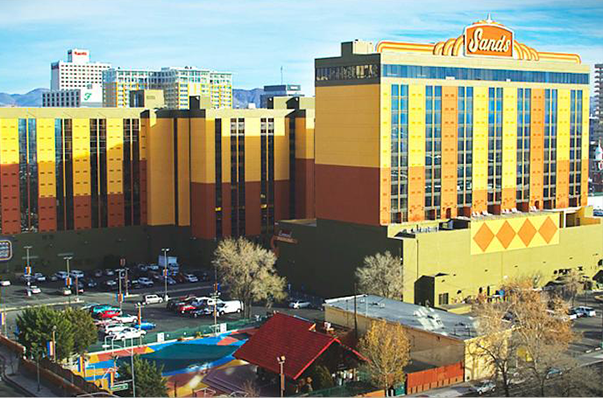 Sands casino reno nv gambling operations and industry