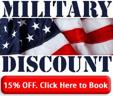 Reno Hotel Deals - Military Discount