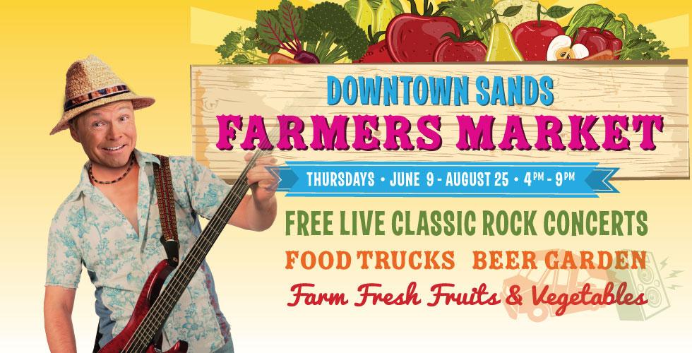 Farmer's Market Thursdays