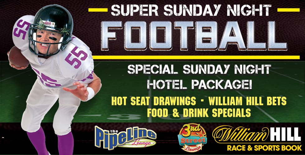 Sunday Night Football Package
