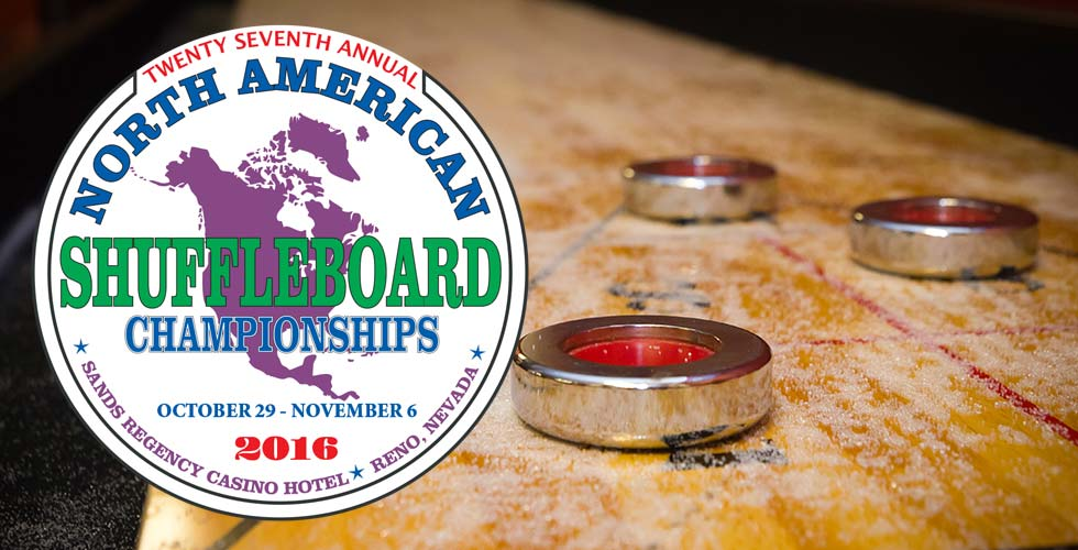 NASC XXVII - The 2016 North American Shuffleboard Championships