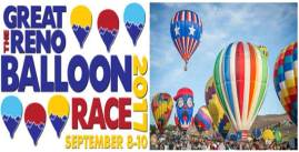 The Great Reno Balloon Race - Things to do in Reno NV