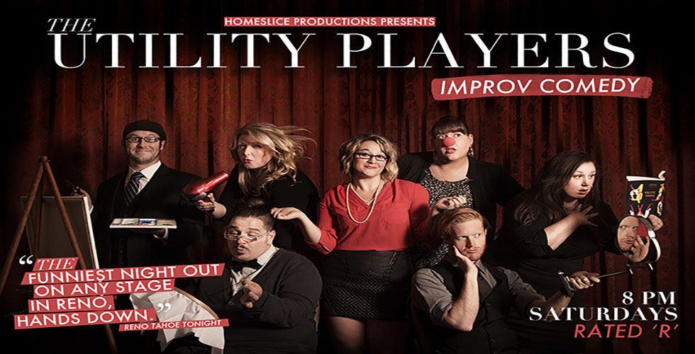 The Utility Players Improv Comedy - Reno NV