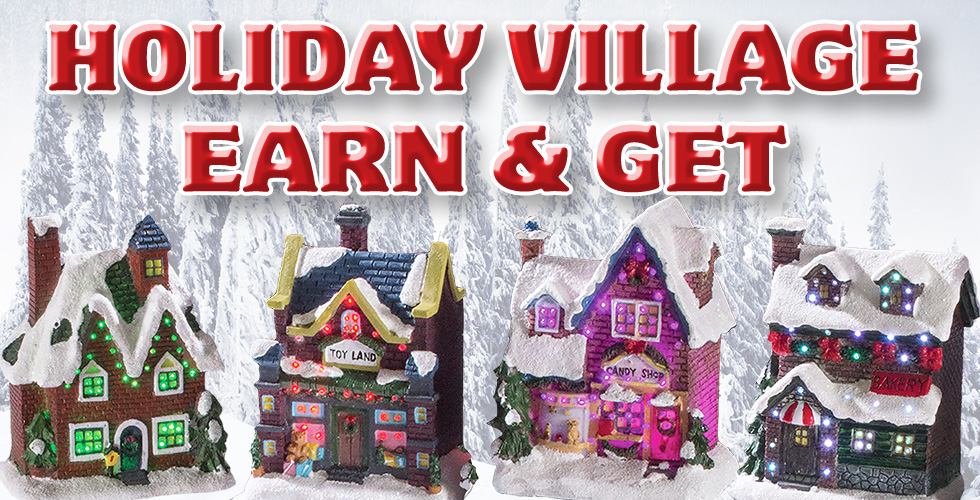 Holiday Village Earn & Get - Casino in Reno NV