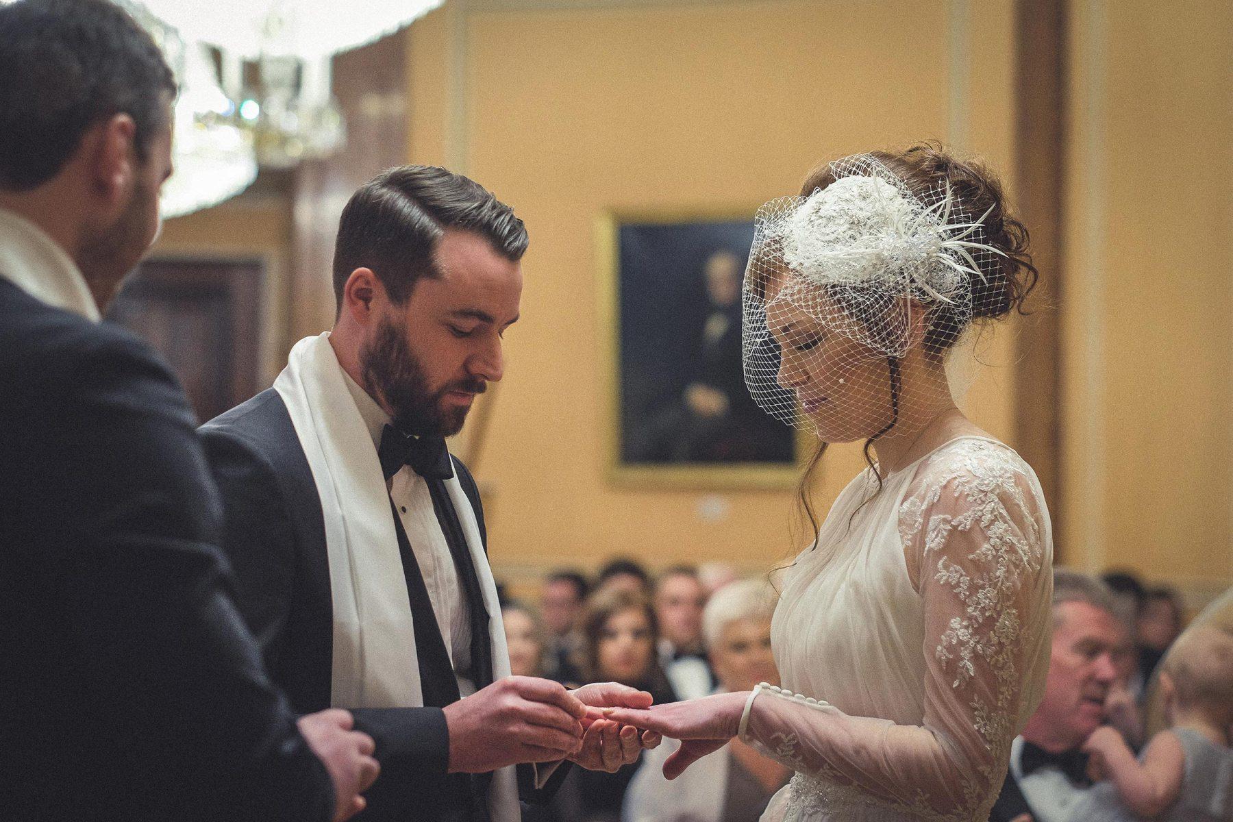 Cheshire Wedding Film - Bride & Groom