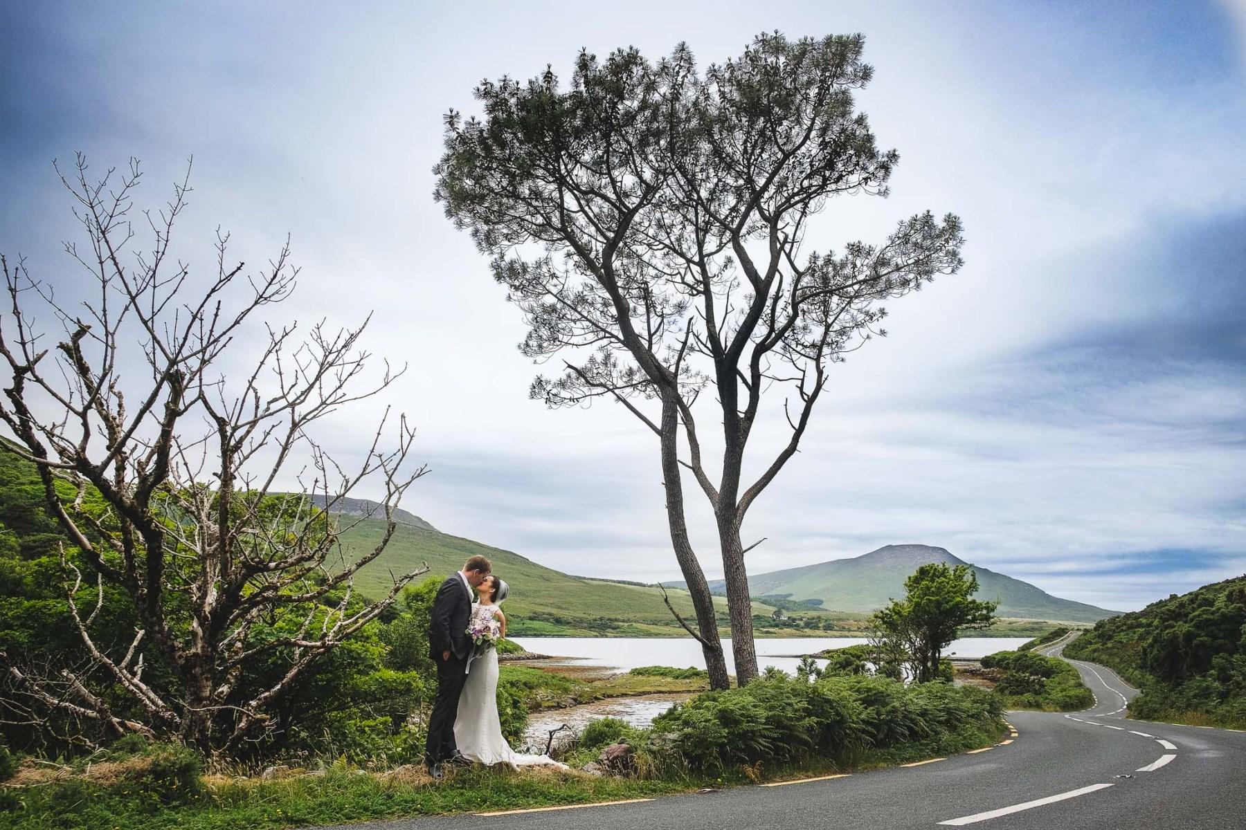 Destination wedding video in Ireland