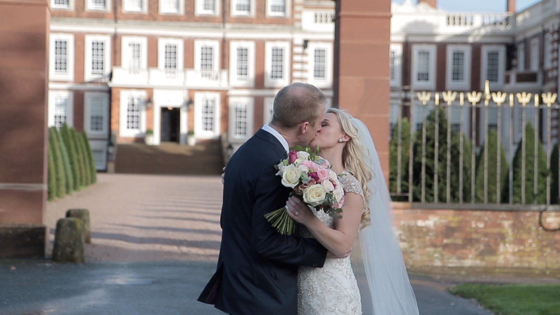 Wedding Video at Knowsley Hall near Liverpool