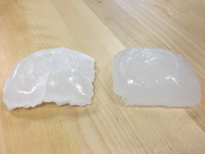 Melting Materials for Mold Making