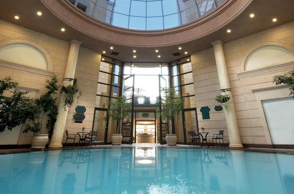 The Michelangelo Hotel Sandton Hotels Activities