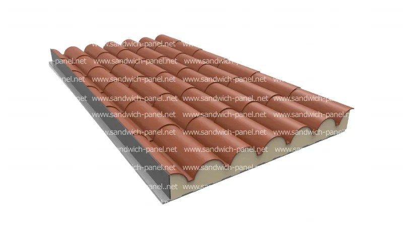 red tile