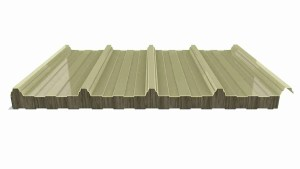 Acoustic Rock Wool Roof Sandwich Panel