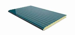 Sandwich Panel Facade is a low cost panel of different thicknesses for the encloseures of constructions such as warehouses, houses, porch, interior divisions, etc.