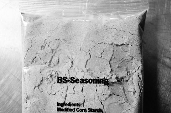 BS Seasoning