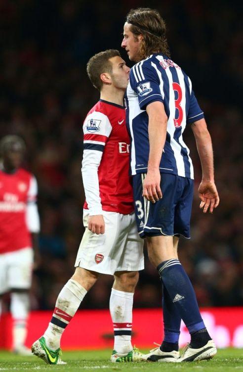 Arsenal v West Bromwich Albion - Premier League-1479730