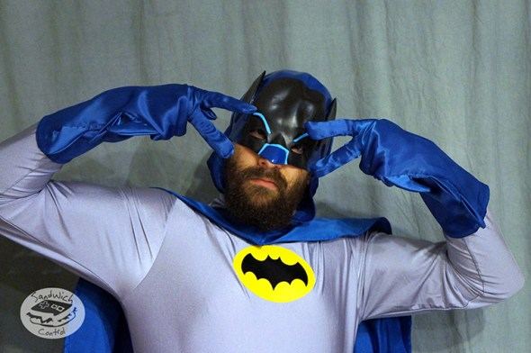 """""""The Batman Theme"""""""
