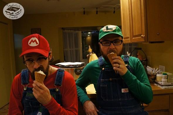 """""""Super Mario Bros."""""""