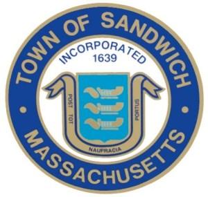 Sandwich Town Seal