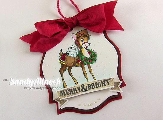 Sandy Allnock Ornament 13