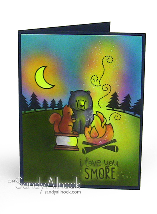 Sandy Allnock LF Smore Campfire
