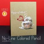 No Line Coloring Technique