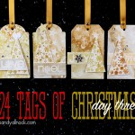 24 Tags of Christmas 2014: Day Three
