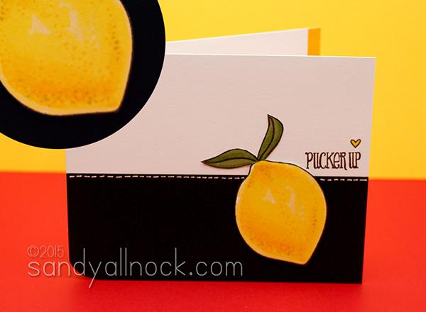 Sandy Allnock - Coloring Lemons