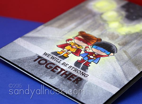Sandy Allnock - Tiny Heroes2