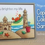 Magical Monday: Copic Coloring Sand