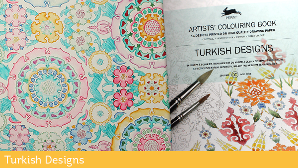 Artist Coloring Books Turkish