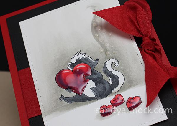 Sandy Allnock Valentines 2