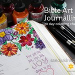 Faithbook Series #6: Bible Art Journalling